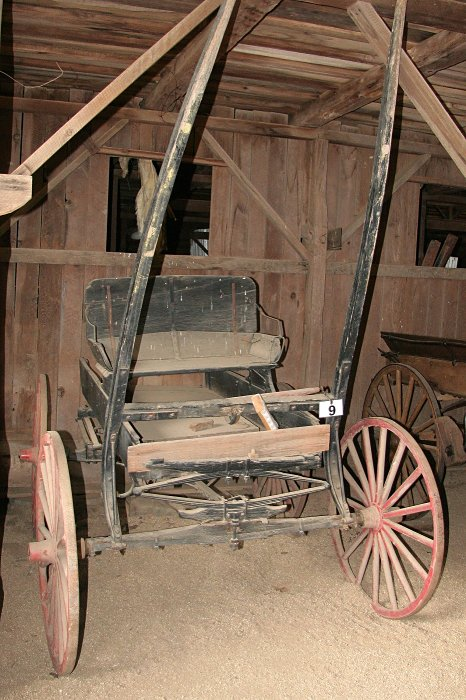 Democrat Carriage or Buggy